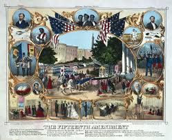 bill of rights institute 15th amendment poster 1