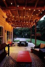 26 breathtaking yard and patio string lighting ideas will fascinate you backyard string lighting ideas
