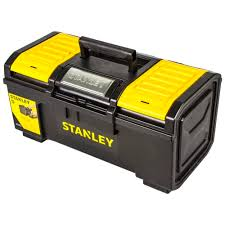 <b>Ящик для инструмента Stanley</b> 480х266х236 мм, пластик, чёрный ...