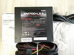 Обзор от покупателя на <b>Блок питания Zalman ZM700-LXII</b> 700W ...