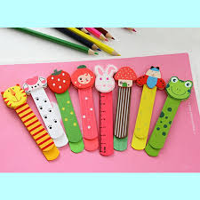 10pcs wood bookmark clampsbook marker rulershome office decorationscreative wooden crafts home office early