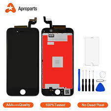 <b>AAA+++ LCD Screen For iPhone</b> 6S Display Touch Sceen Digitizer ...