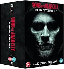 <b>Sons Of Anarchy</b> - Complete Seasons 1-7 [DVD]: Amazon.co.uk ...