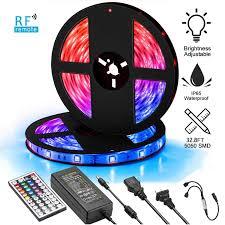 44Key Remote Power <b>Supply</b> 5M 10M <b>20M LED</b> Flexible Strip Light ...