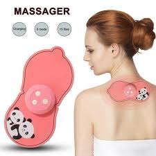 Patch Muscle Relax Back .<b>Mini Electric</b> Shoulder Neck <b>Massage</b> ...