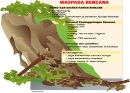 PETA LOKASI RAWAN BENCANA Jakarta Siapkan Peta Lokasi Rawan Bencana.