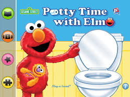 Potty Time with Elmo App | Phoenix International Publications, Inc.