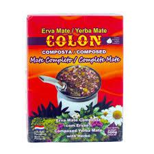 Купить йерба <b>мате Colon</b> Compuesta Mate <b>Completo</b> 0,5kg в ...