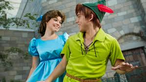 <b>Peter Pan</b> Character Meeting at Magic Kingdom | Walt <b>Disney</b> World ...