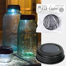 solar lid light mason jar lid ball mason jar solar lights