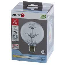 <b>Лампа</b> светодиодная Lexman E27 1.5 Вт 160 Лм 6500K в ...