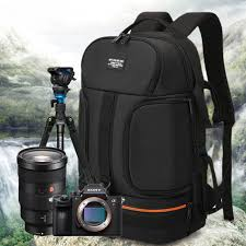 Camera <b>Bag</b> Outdoor Travel SLR Photo <b>Backpack Waterproof</b> ...