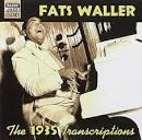 1935 Transcriptions album by Fats Waller