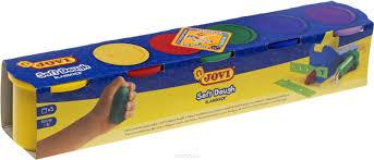 """Тесто для <b>лепки</b> """"<b>Jovi</b>"""", 5 цветов. 405 — купить в интернет ..."""