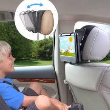 TFY <b>Universal Car</b> Headrest <b>Mount Holder</b> with Angle <b>Adjustable</b> ...