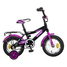 Детский велосипед <b>Novatrack 12 COSMIC</b>, <b>черный</b> — купить в ...
