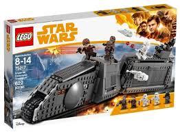 <b>Конструктор LEGO</b> Star Wars 75217 <b>Имперский транспорт</b> ...