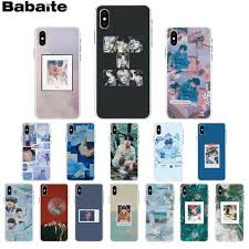 ③Babaite BTS Bangtan Boys Customer Custom Photo Soft Phone ...