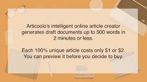 articoolo online automatic article writing app articoolo online automatic article writing app