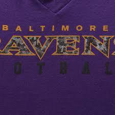 <b>Women's</b> Baltimore Ravens Majestic Purple <b>Deep</b> Fade Route <b>Long</b> ...