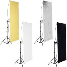 "Neewer 35""x70""/90x180cm <b>Photo Studio</b> Gold/Silver/Black/White ..."