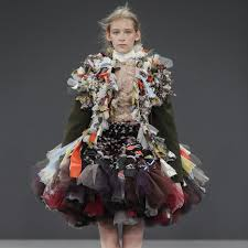 <b>Viktor & Rolf</b> couture garments made from recycled fabrics