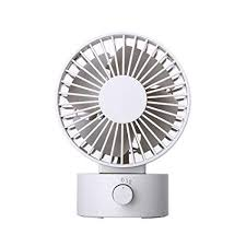 <b>Desk Noiseless</b> USB Fan with Updated Strong Airflow, <b>2 Speeds</b> ...