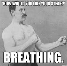 Best Of The Overly Manly Man Meme | WeKnowMemes via Relatably.com