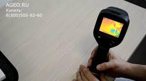 <b>Тепловизор для обследования зданий</b> FLIR E4 - YouTube