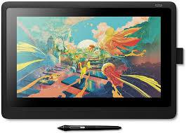 <b>Графический планшет Wacom Cintiq</b> 16, черный — купить в ...