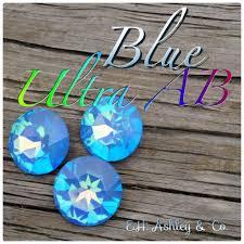 "E.H. Ashley's custom coating ""Ultra Blue AB"" <b>seen on</b> 1201 27mm ..."