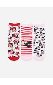 <b>Носки Mickey</b> Mouse, 3 пары, HOUSE, YD110-MLC