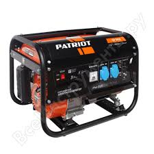 <b>Бензиновый генератор PATRIOT GP</b> 3510 474101535 - цена ...