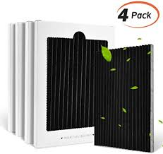 KATUMO Refrigerator Air Filter Replacement, 4 Pack ... - Amazon.com