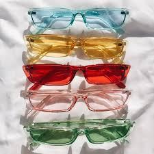 <b>Tinted</b> Cateye Sunglasses Colorful Sunglasses Cateye | Etsy ...