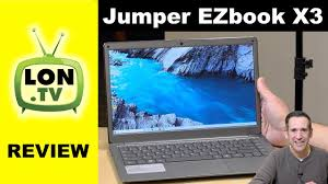 <b>Jumper EZbook X3</b> Budget Windows <b>Laptop</b> Review