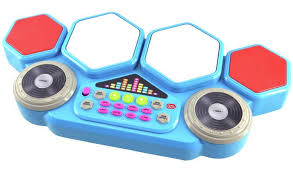 Buy Chad Valley Electronic <b>Drum Set</b> | Musical toys and instruments ...