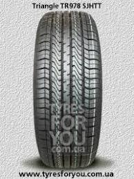 Купить шины <b>205/60</b> R16 96H <b>Triangle</b> TR978 цена, рисунок ...