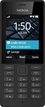 <b>Мобильный телефон Nokia 150</b> DS, черный — купить в интернет ...