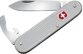 Купить <b>нож перочинный</b> Victorinox Alox <b>Bantam</b> 0.2300.26 (Silver ...