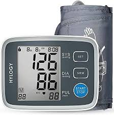 HYLOGY upper arm <b>blood</b> pressure <b>monitor</b>