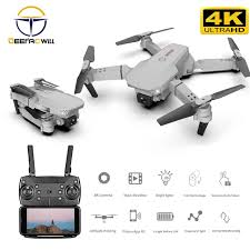 <b>E88</b> pro <b>RC drone 4K</b> 1080P drone <b>4k</b> profesional drones HD ...
