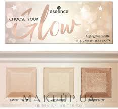 Essence <b>Choose Your</b> Glow! Highlighter Palette - <b>Палетка</b> ...