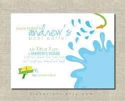 printable pool party invitations gangcraft net printable pool party invitations template party invitations