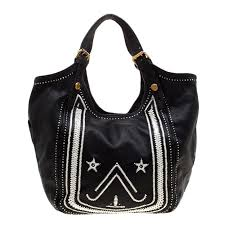 Buy Givenchy Black/White <b>Leather New</b> Sacca <b>Hobo</b> 192972 at best ...