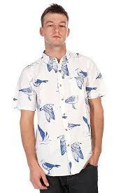 Купить <b>рубашку Obey Seagull Port</b> Woven Tan в интернет ...
