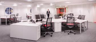 london office design p steelcase think chair crate airbnb office london threefold