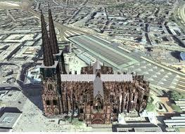 「1880年のケルン大聖堂」の画像検索結果
