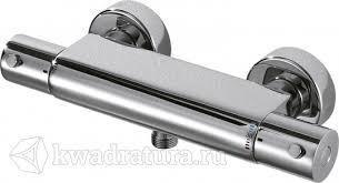 Смеситель-<b>термостат для душа BRAVAT</b> STREAM F93984C-01B ...