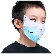 Surkat Kid <b>Cotton Anti Dust Mouth</b> Mask Anti-Fog PM2.5 Air Filter ...